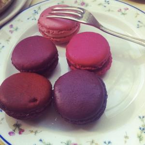 Macarons, Chez Carette, Paris