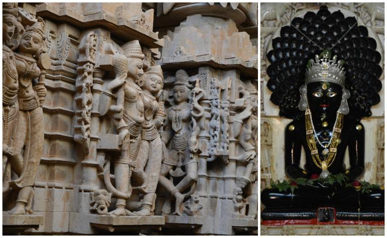 Magnifique temples indiens