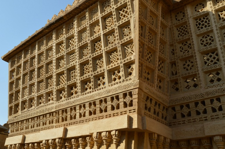 Temple au cobra, après Jaisalmer